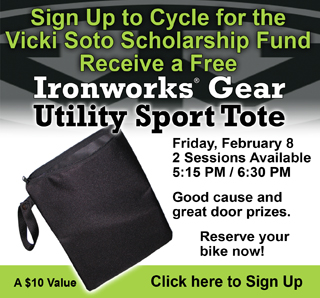 Free Sports Tote at our Feb. Fundraiser